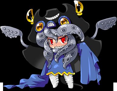 深海の王女クティーラ