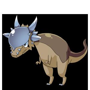 パキケファロサウルス2