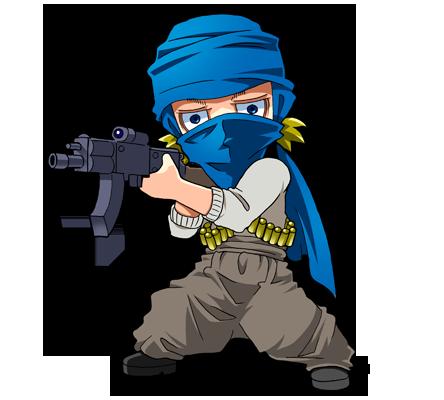 テロリスト1