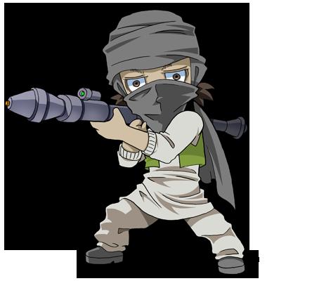 テロリスト2