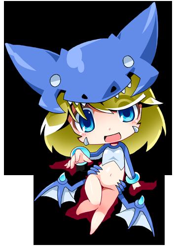 竜妖精シャナ